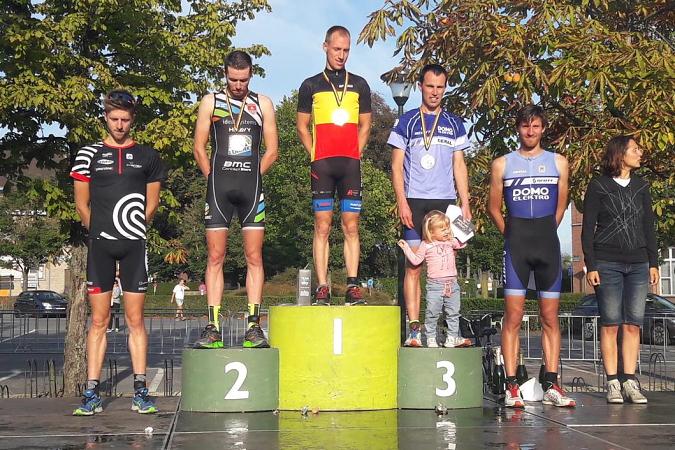 Vincent Bierinckx kampioen!