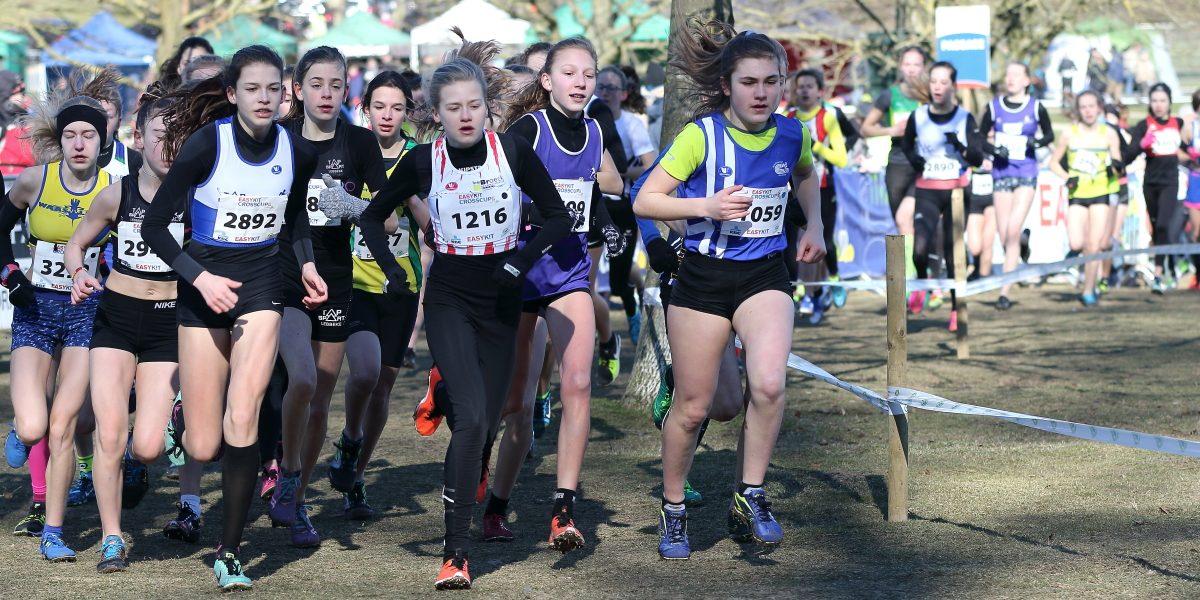 Belgische kampioenschappen veldlopen in Brussel