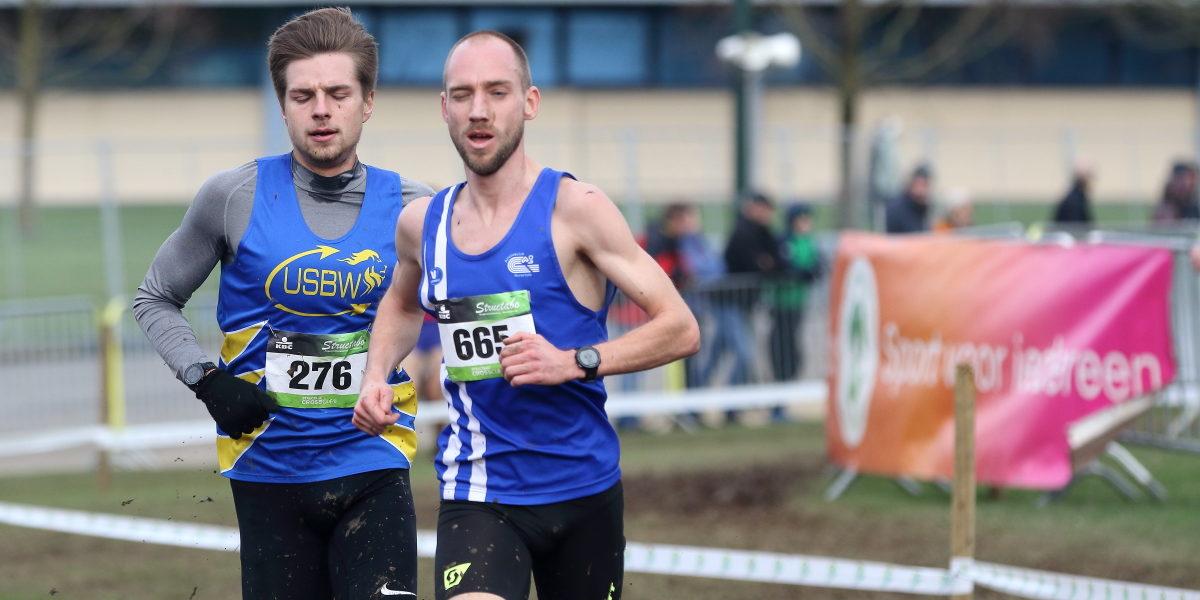 Prima prestaties op Belgische kampioenschappen veldlopen