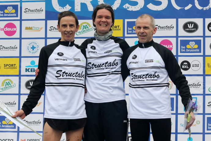 Johan, Sandy, Stefan