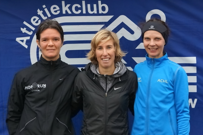 Sandy, Kristel, Mieke