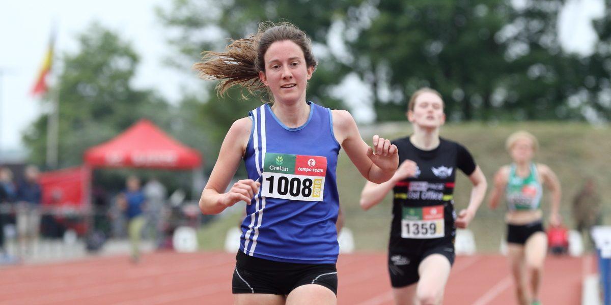 Jolien Boonen Vlaams Kampioene 5000 meter