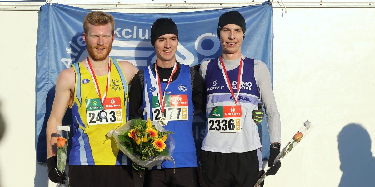 Lore en Laurent winnen thuiscross in Herentals
