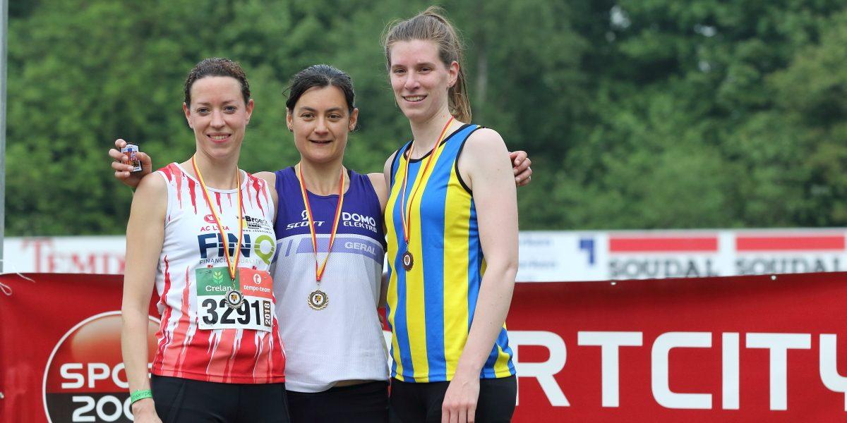 Provinciale kampioenschappen in Brasschaat en Turnhout