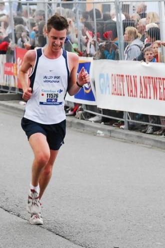 Antwerp 10 miles, Nick Renders